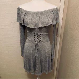 Express Off The Shoulder Dress